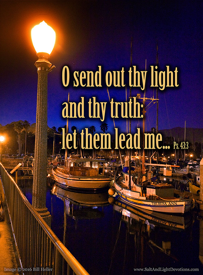 Light And Truth Leads Me